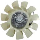 Joint visqueux avec ventilateur