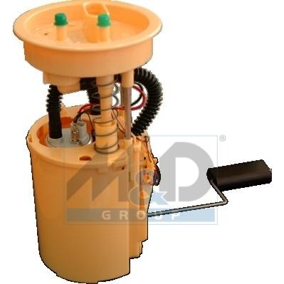 Bloc pompe àcarburant immergé