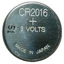 Lithium batterie, CR2016