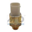 Thermo-contact pour ventilateur double ou à deux vitesses adaptable