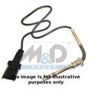 Capteur de température du FAP adaptable