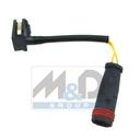 Capteur usage plaquettes de frein adaptable
