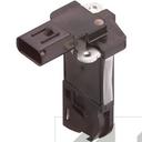 Capteur débitmètre massique adaptable