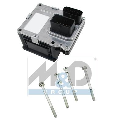 Calculateur transmission boite robotisée